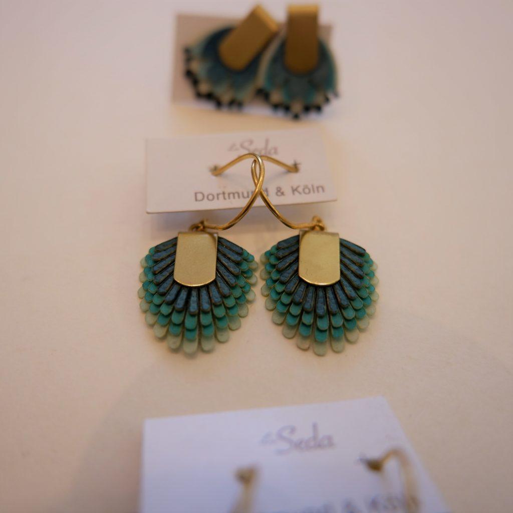 Ohrringe aus Spanien