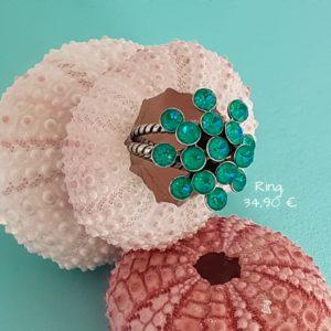Ring in Sommerfarben